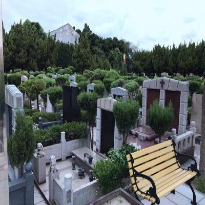 浦东永安公墓54区在售墓型
